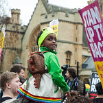 UN Anti-Racism Day demonstration, London - 18 March 2017